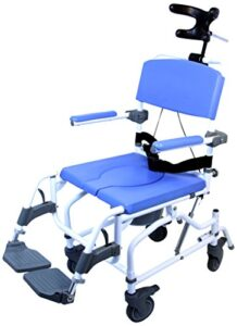 Best Reclining Shower Chairs with Wheels