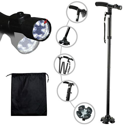 Best Walking Sticks And Canes For The Elderly And Disabled